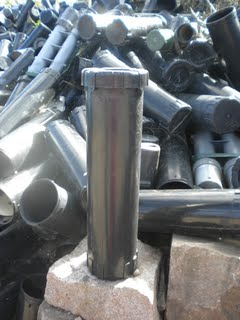 Heavy Duty Plastic Cylinder